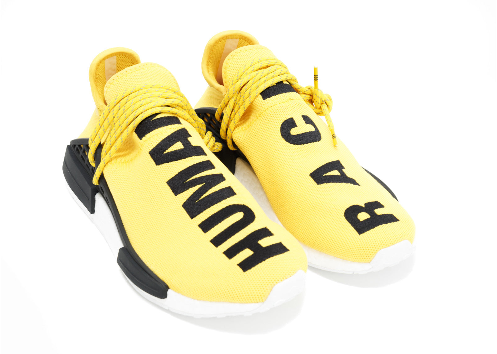 Pharrell williams x adidas razza umana nmd