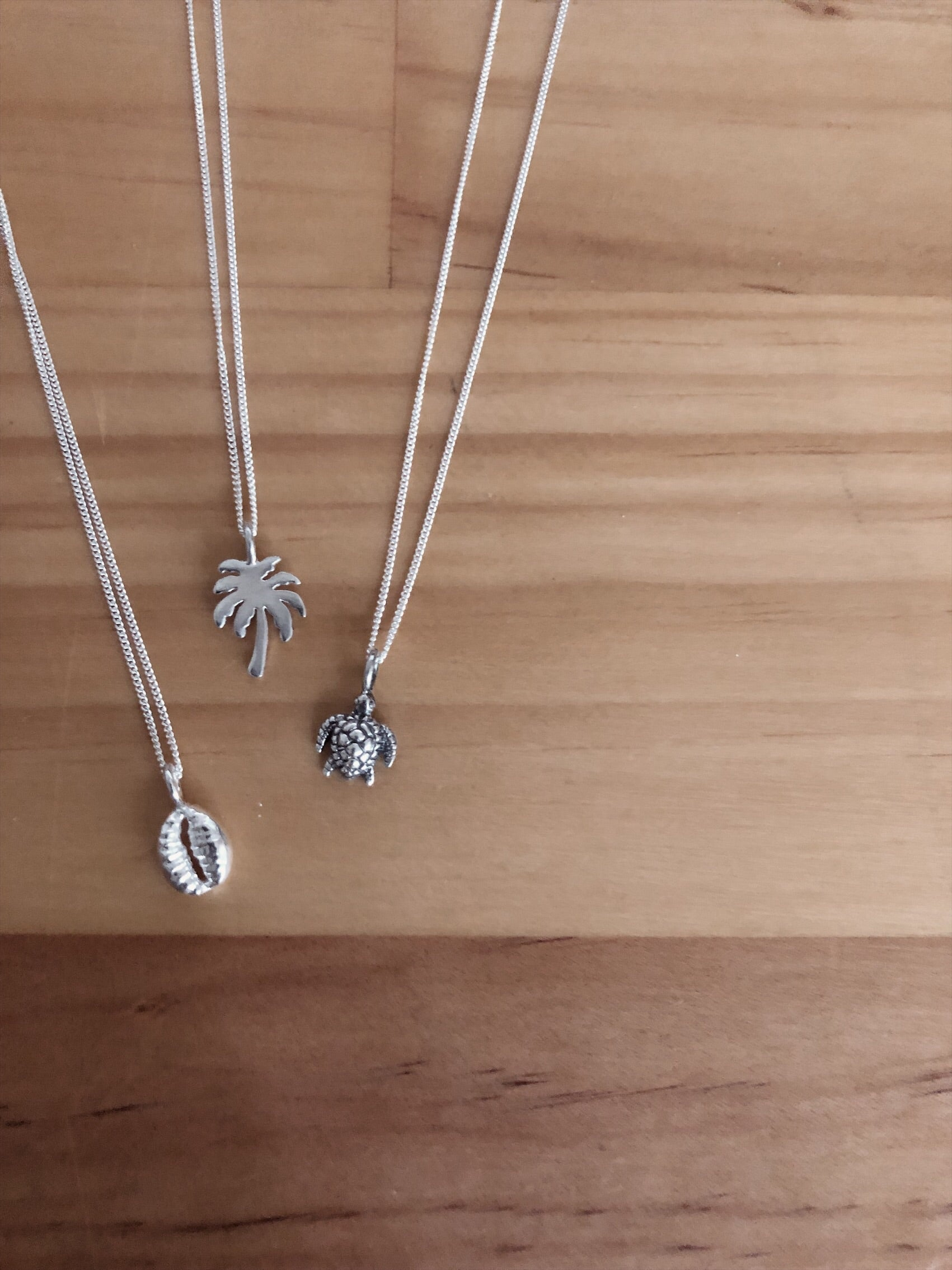 LITTLE TURTLE necklace