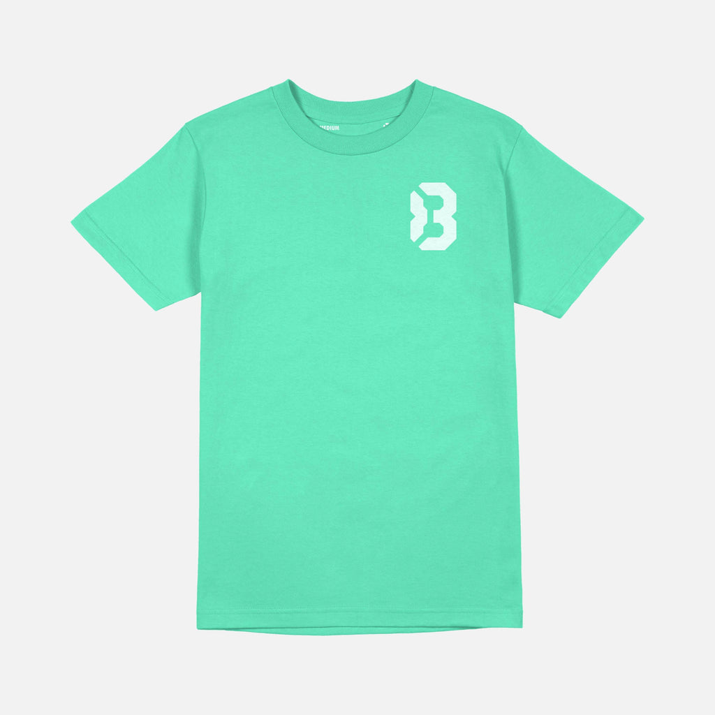 Gloriosa Tee [Mint] - Freedom 83