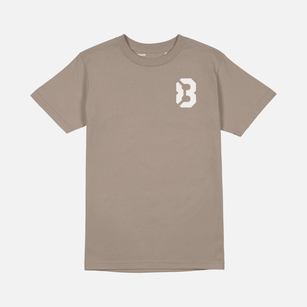 OG F83 Logo Unisex Tee [Light Brown] - Freedom 83
