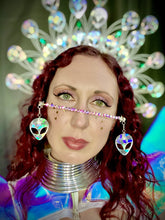 Alien Crown-Rave Fashion Goddess