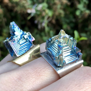 Bismuth Ring-Rave Fashion Goddess