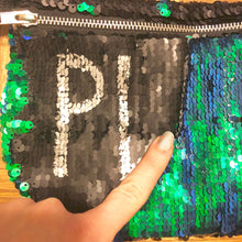 Custom Sequin Fanny Pack-Rave Fashion Goddess