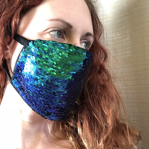 Festival Face Mask-Rave Fashion Goddess