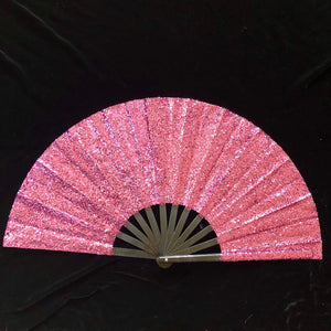 Folding Hand Fan-Rave Fashion Goddess