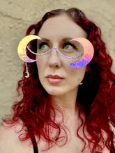 Half Moon Sunglasses-Rave Fashion Goddess