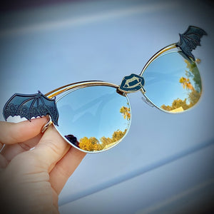 Halloween Sunglasses-Rave Fashion Goddess