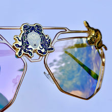Medusa Jewelry Sunglasses-Rave Fashion Goddess