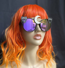 Moon Sunglasses-Rave Fashion Goddess