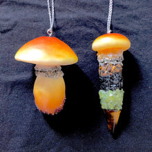 Mushroom Jewelry-Rave Fashion Goddess