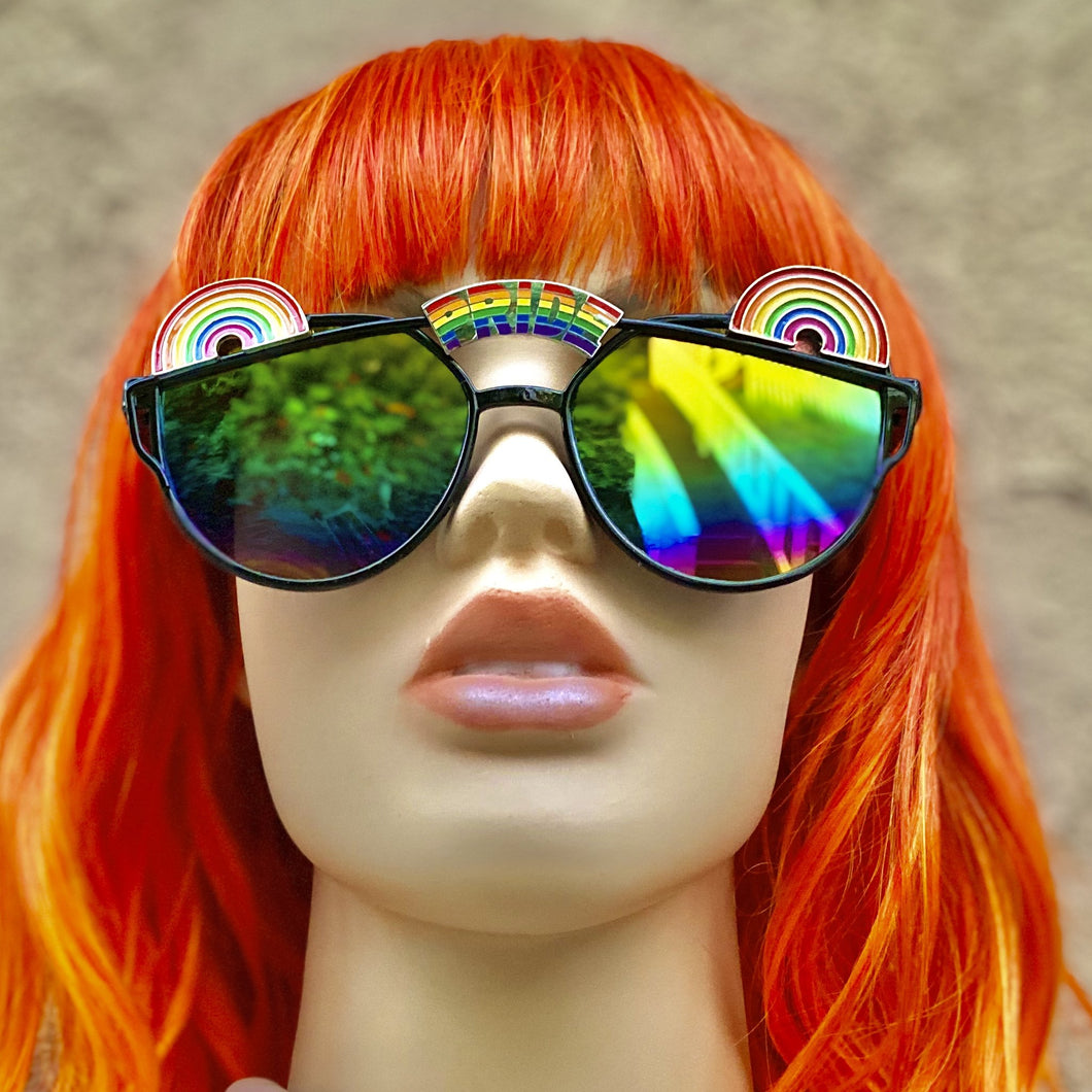 Pride Sunglasses-Rave Fashion Goddess