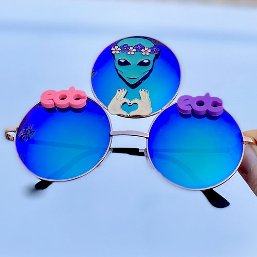 Rave Glasses-Rave Fashion Goddess