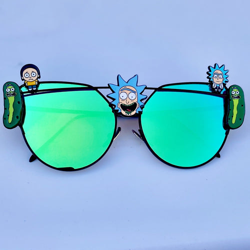 Rick and Morty Accessories-Rave Fashion Goddess