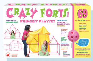 Crazy Forts Princess Playset
