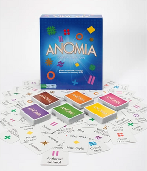 Anomia Card Game:  The Party Edition