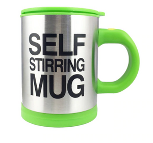 Self Stirring Coffee Cup