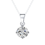 Fashionable Diamond Pendant Necklace