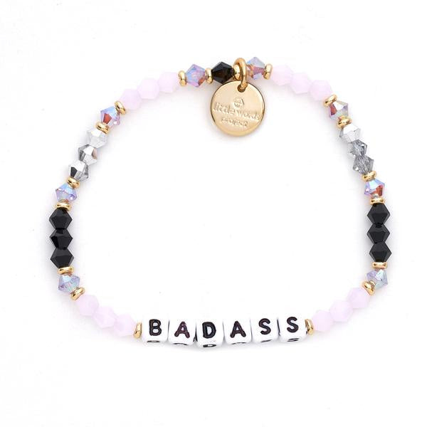 Badass Beaded Bracelet