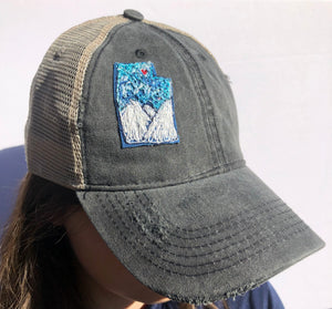 Blink Blink Trucker Hat