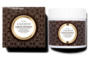 Lalicious Sugar Scrub (Multiple Scents Available)