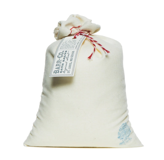 Barr & Co Bath Salt Bag