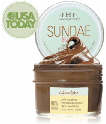 Farmhouse Fresh Sundae Best® Chocolate Softening Mask with CoQ10
