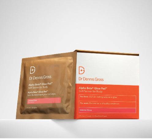 Alpha Beta® Glow Pad® For Body Intense Glow