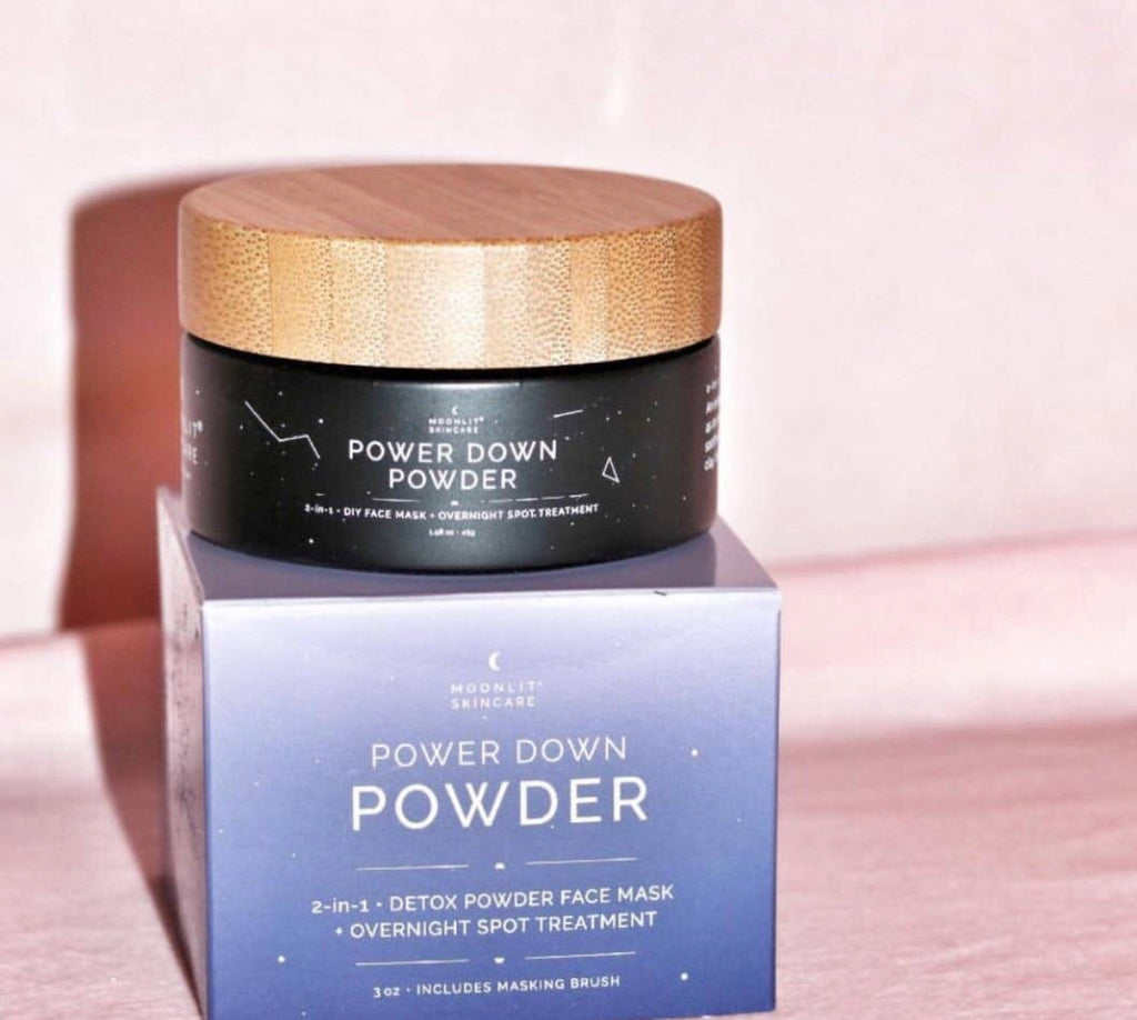 Powder Down Powder 2 in 1 Mask
