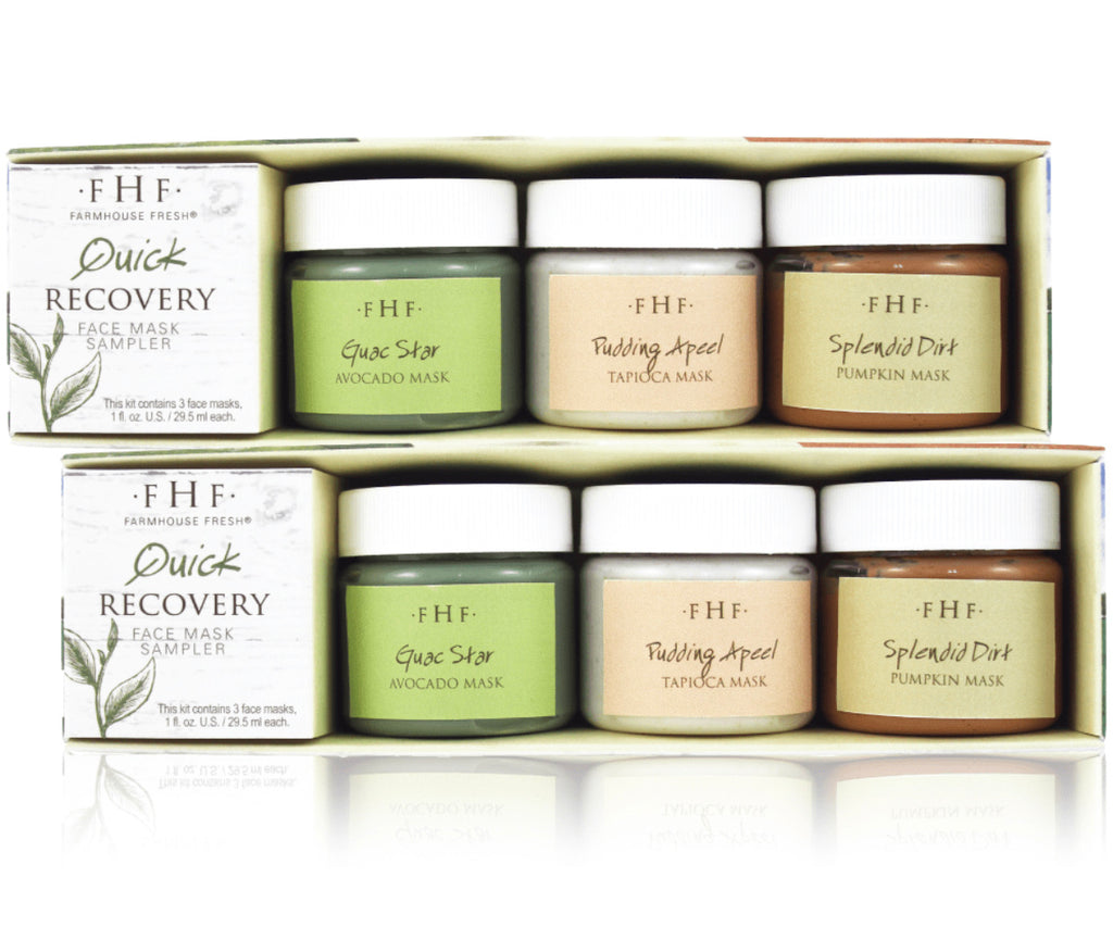 Farmhouse Fresh Quick Recovery Face Mask Sampler-Quick Recovery