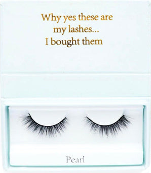 B Lashed Pearl Lashes