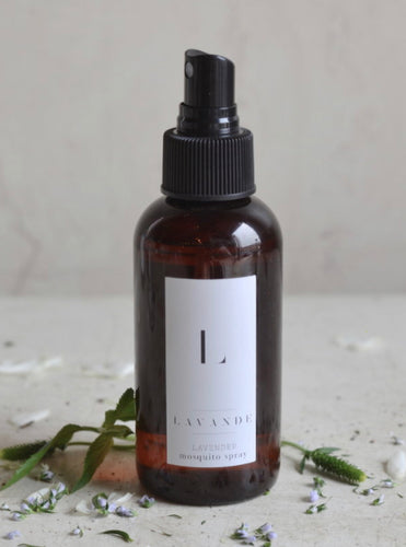 Lavender Mosquito Spray 4oz