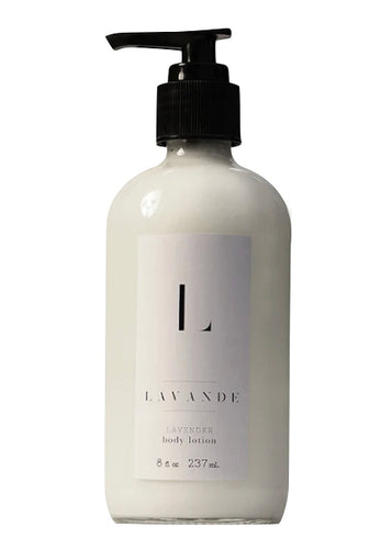Lavender body lotion 8oz