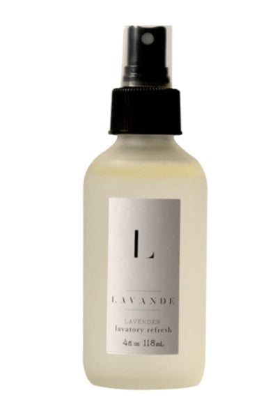 Lavender linen spray 4oz