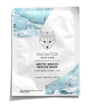 Snow Fox Sheet Mask-Assorted