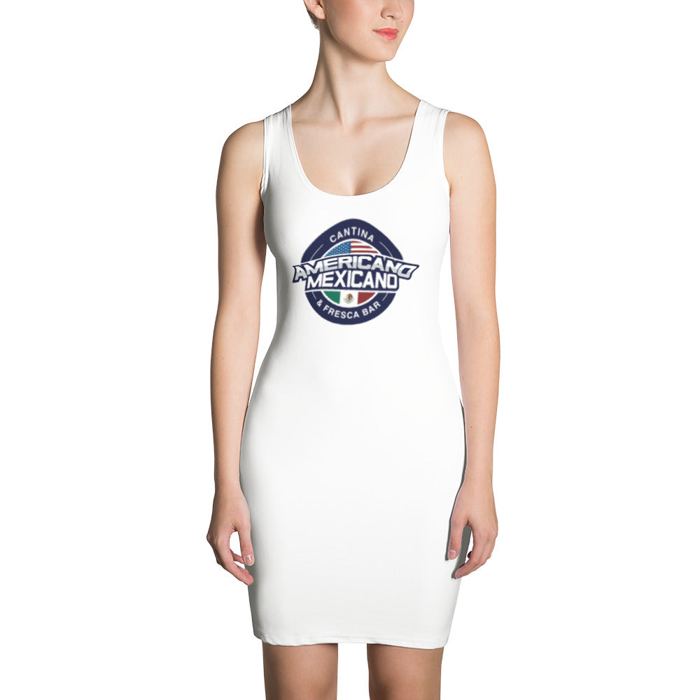 Womens Sublimation Cut & Sew Dress