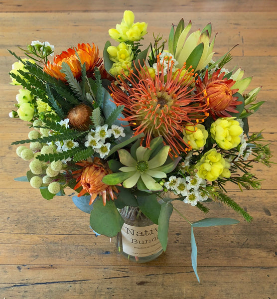 Our Weekly Posy | Oranges and Lemons