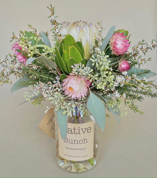 Northern beaches florist native flower posy