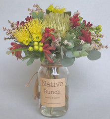 Northern Beaches native flower delivery Sydney Native bunch flower delivery Manly, Brookvale, Balgowlah, Dee Why, Collaroy