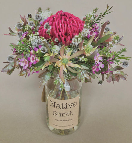 Waratah flower sydney northern beaches delivery native flower delivery brookvale, frenchs forest