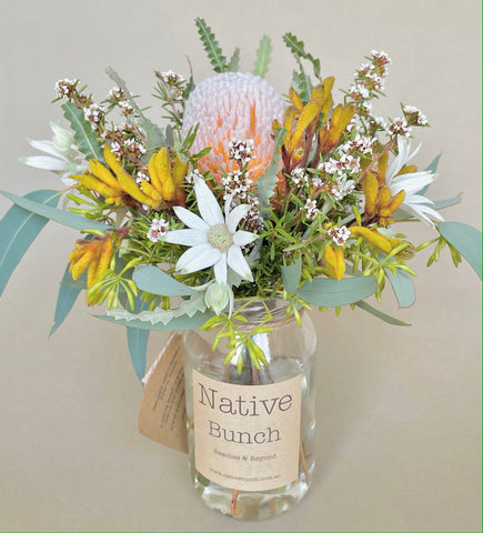 Northern Beaches native flowers Beacon Hill florist | Narraweena Narrabeen Collaroy native flower delivery