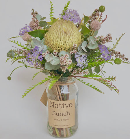 Sydney northern beaches native flower delivery | Dee Why Native flower delivery Manly, Brookvale, Fairlight, Balgowlah native flower delivery Banksias, Proteas and more