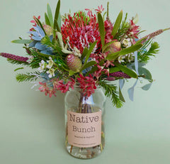 Native flower delivery Northern Beaches | Native Bunch flower delivery Sydney north shore Dee why, Manly, Collaroy