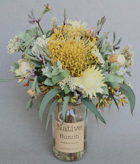 Native flower delivery Sydney Northern beaches | Native flowers Sydney delivery Proteas, Banksias, Waxflower