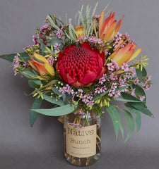 Native flower delivery Sydney Northern Beaches Sydney Eastern Suburbs Sydney North Shore Manly flowers, Brookvale flowers, native posy by Native Bunch