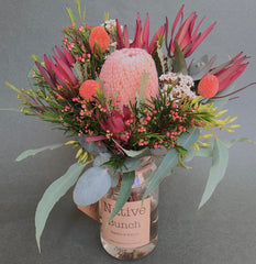 Sydney flower delivery Northern Beaches & North Shore Native flower Posy by Native Bunch