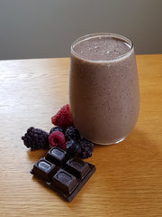Whey Protein smoothie