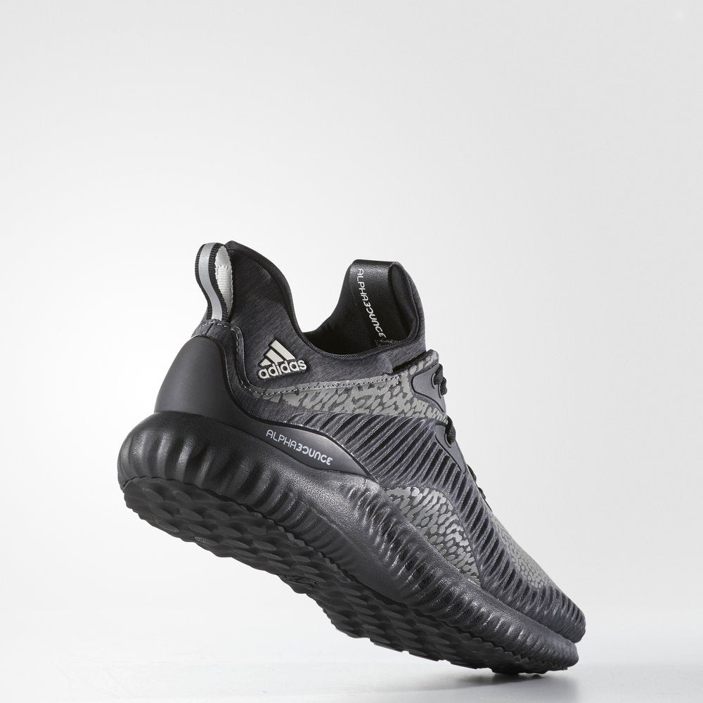 meet cffc8 0e6c8 MENS Adidas ALPHABOUNCE REFLECTIVE HPC AMS SHOES. Hover to zoom