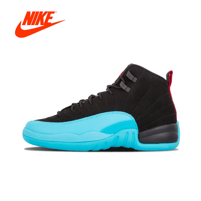 reputable site 2874c a3eee AIR JORDAN XII RETRO GS  GAMMA BLUE  (Women s). Hover to zoom