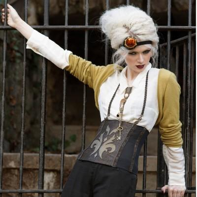 Steampunk:  An Eco Conscious Vision of Victorian/Futuristic Alternative History