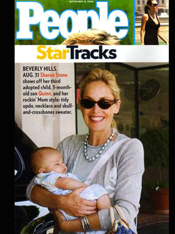 Sharon Stone people magazine